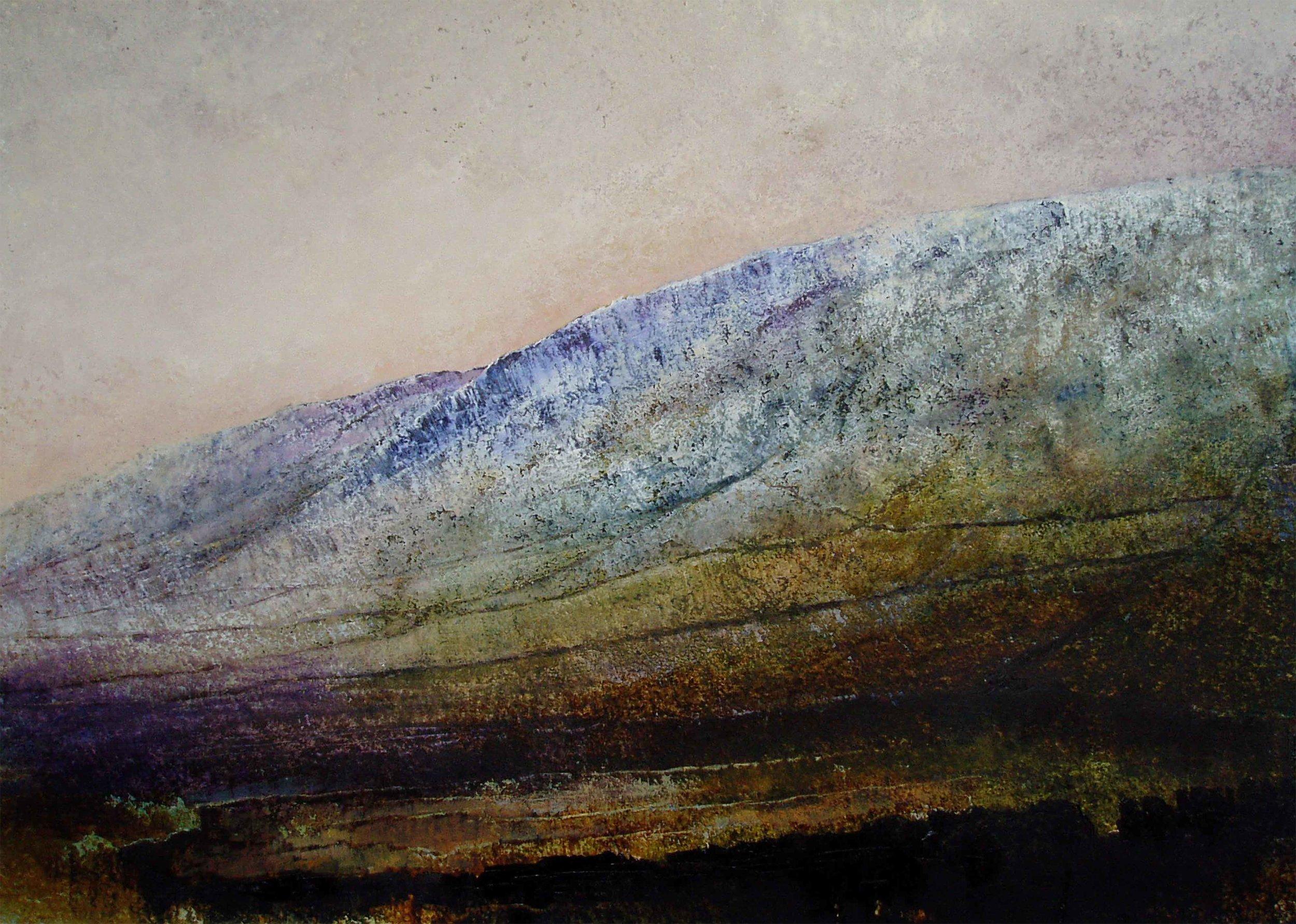 Snowy Ridges ( Edition of 195 )