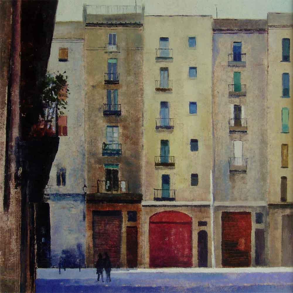 Quiet Street Barcelona ( Edition of 195 )