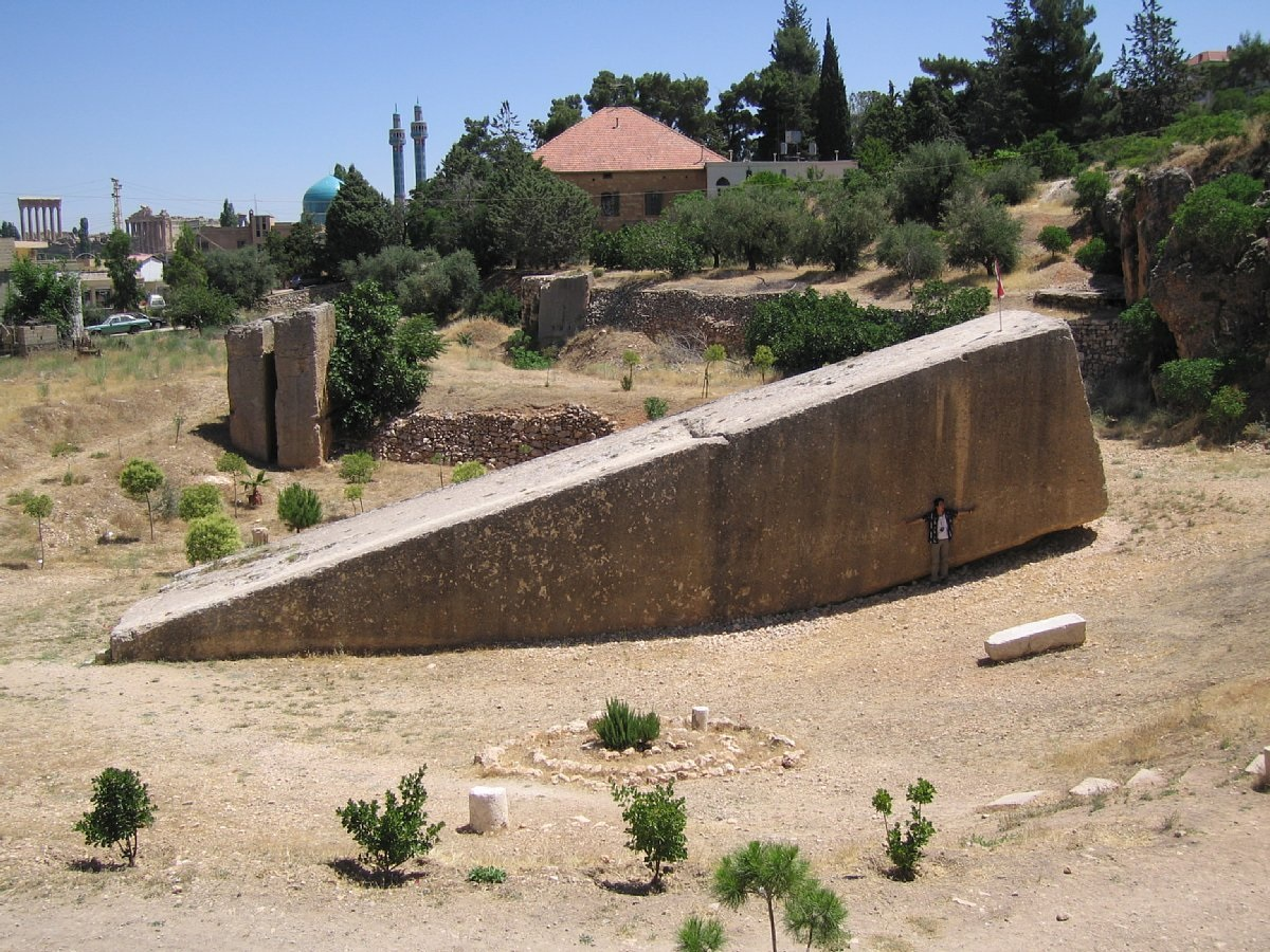 Baalbek - In Baalbek,Lebanon, near the present Syrian border, an ancient race quarried, lifted, moved & placed, with supreme precision, stone Blocks weighing up to 2000 tonne. Any lifting system is only as strong as its weakest part. Did the ancients really only use manpower & rope?LEARN MORE
