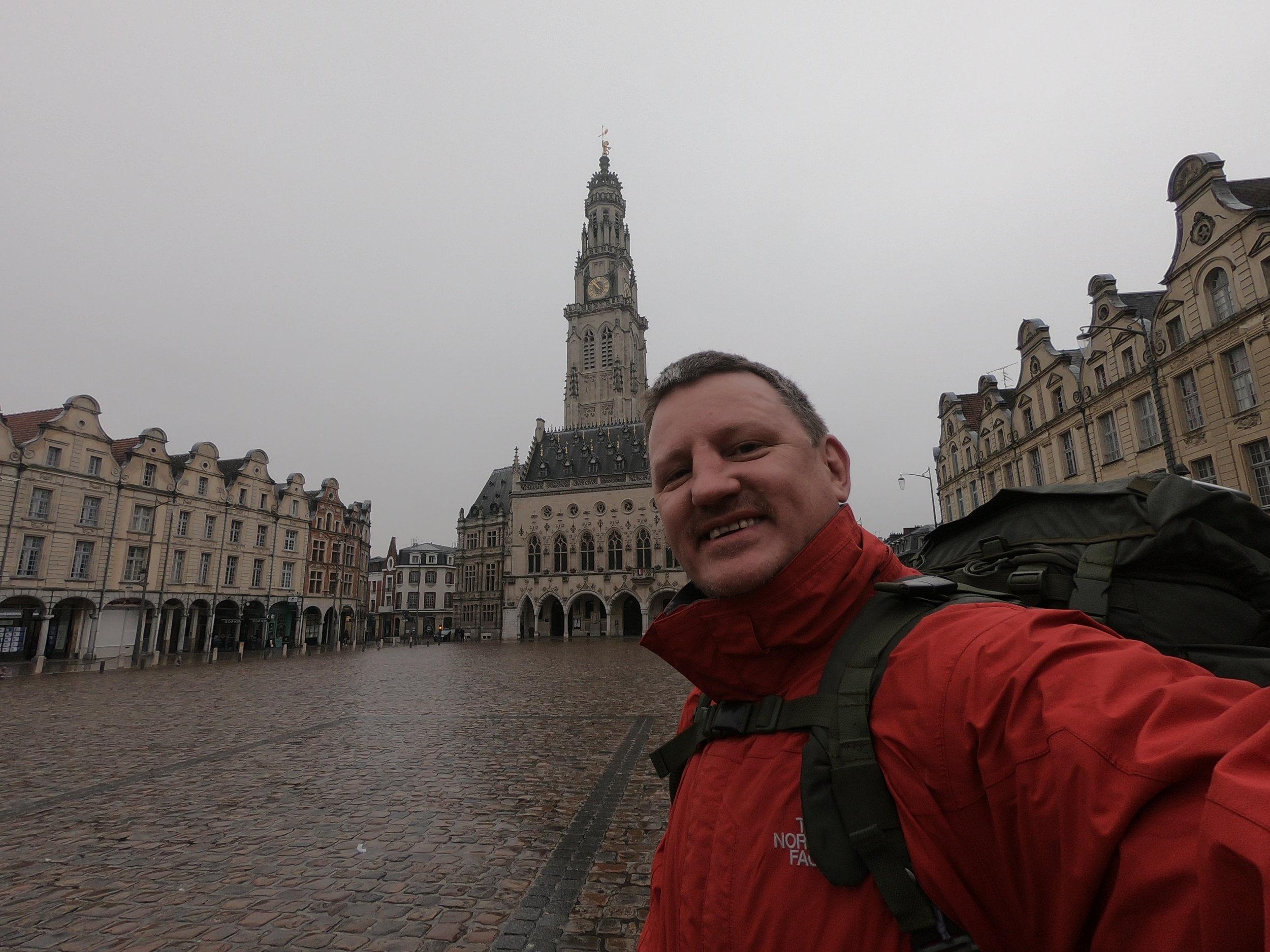 Arras Town Centre