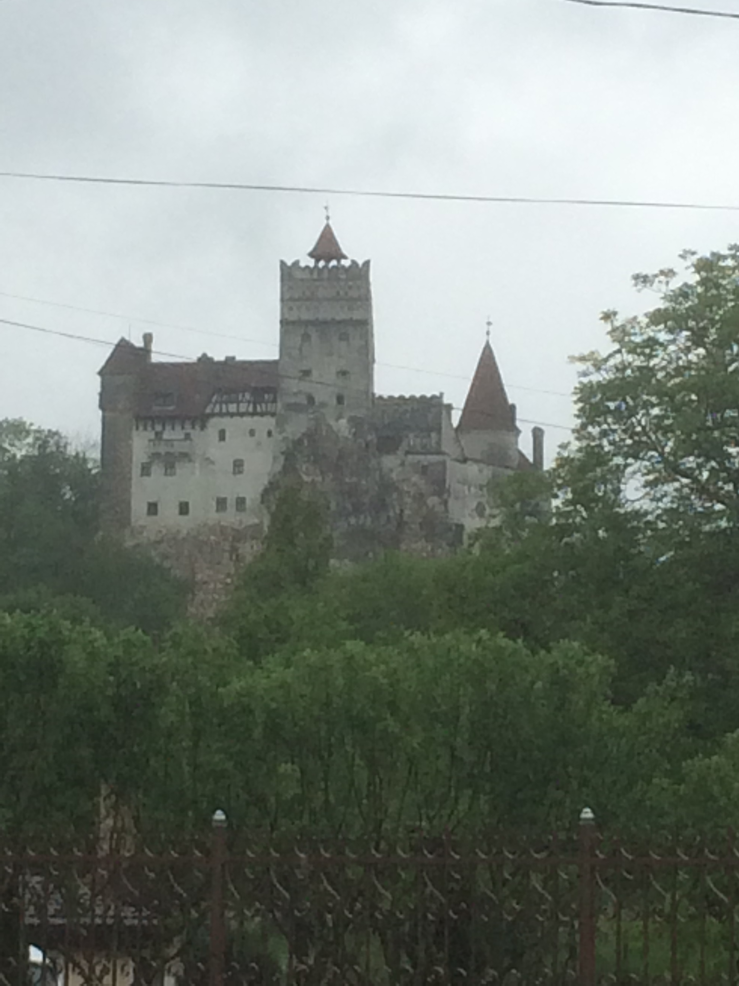 Draculas Home????