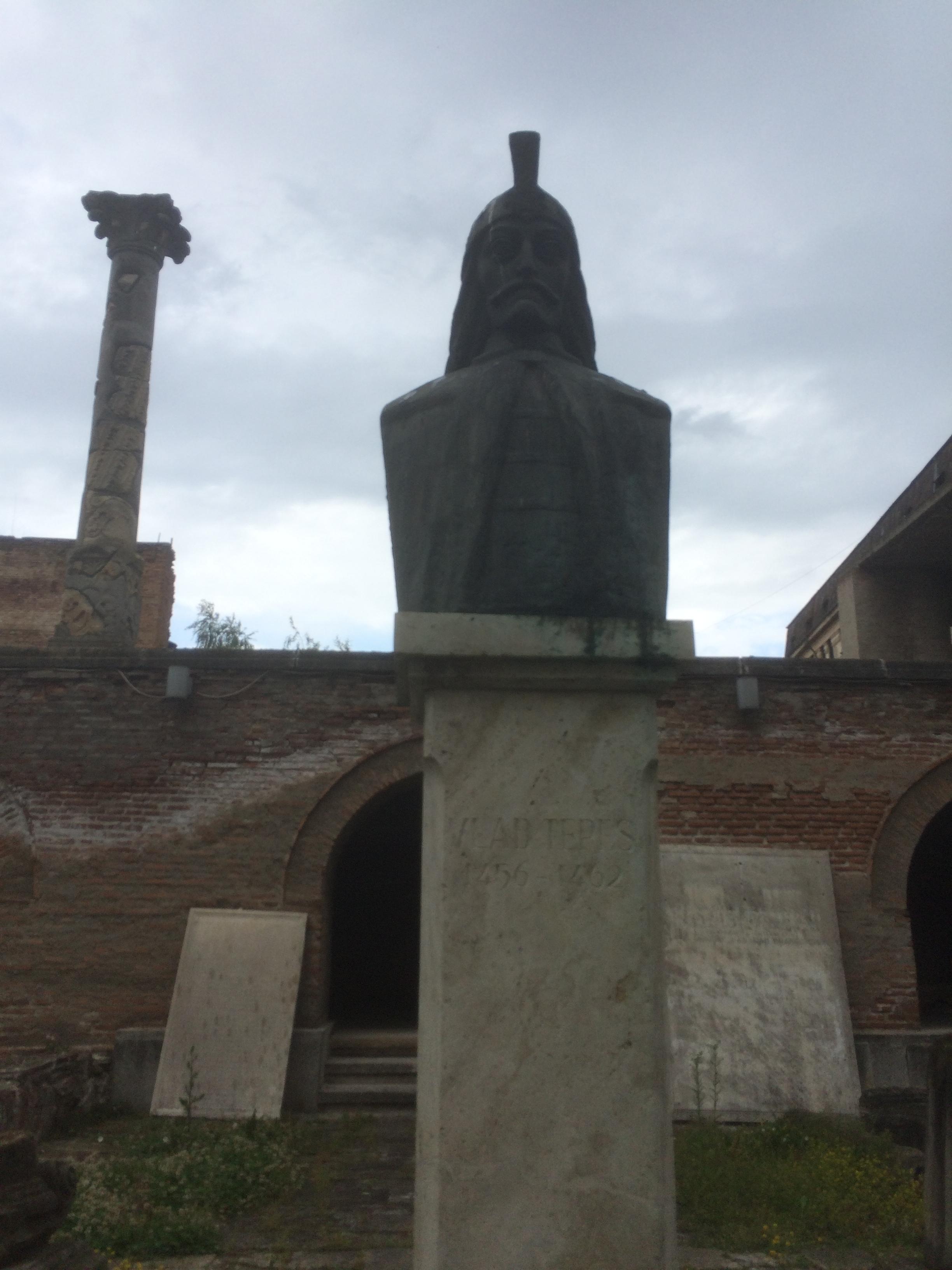 Vlad the Impaler...or Nikolai Tesla??