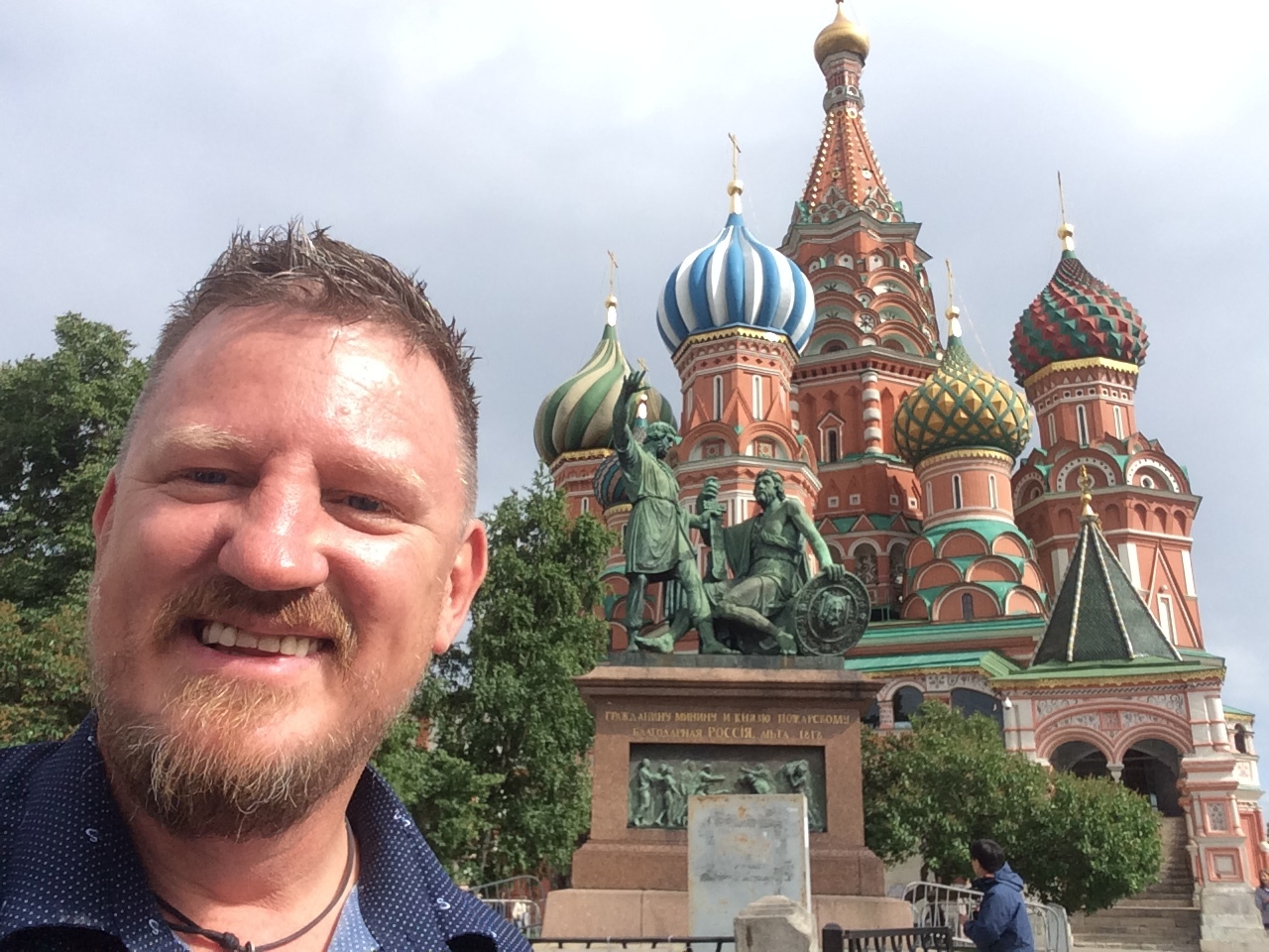 Red Square, Moscow!