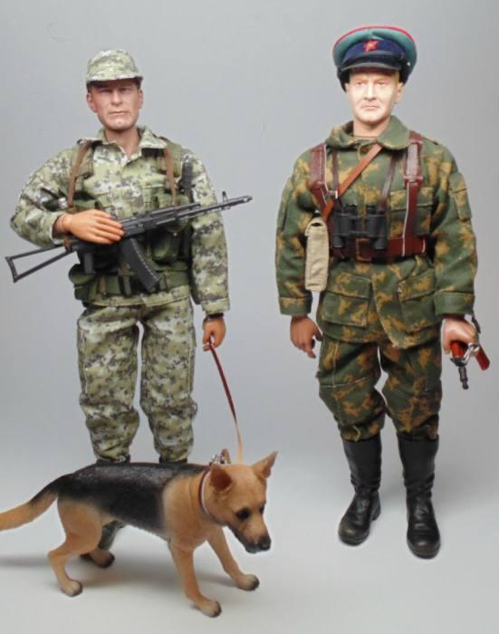 Borer Guards...