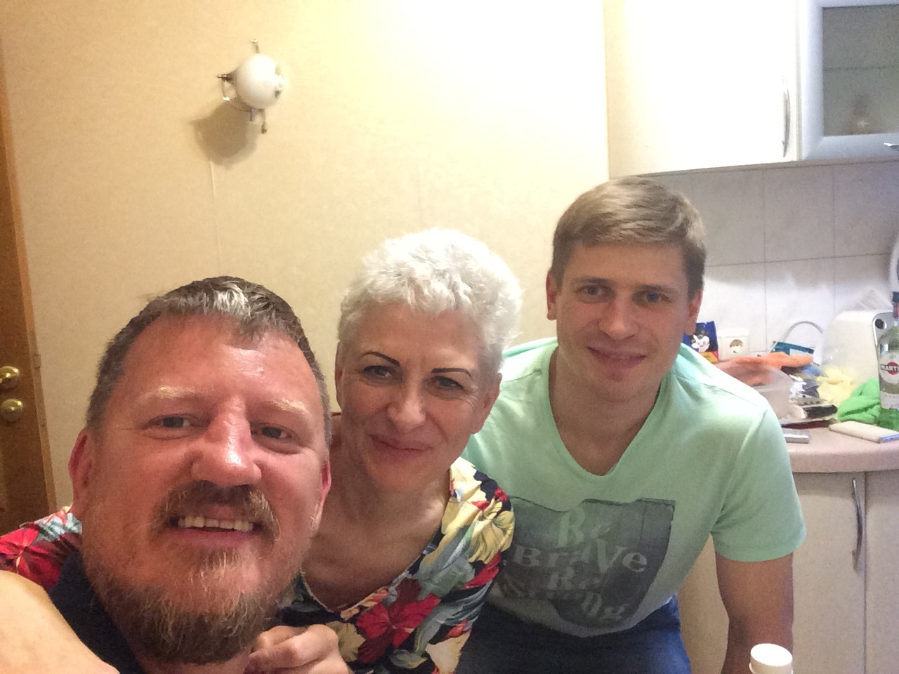My new Russian Family.