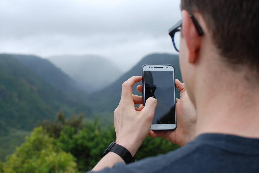 Phone Signals in Siberia...