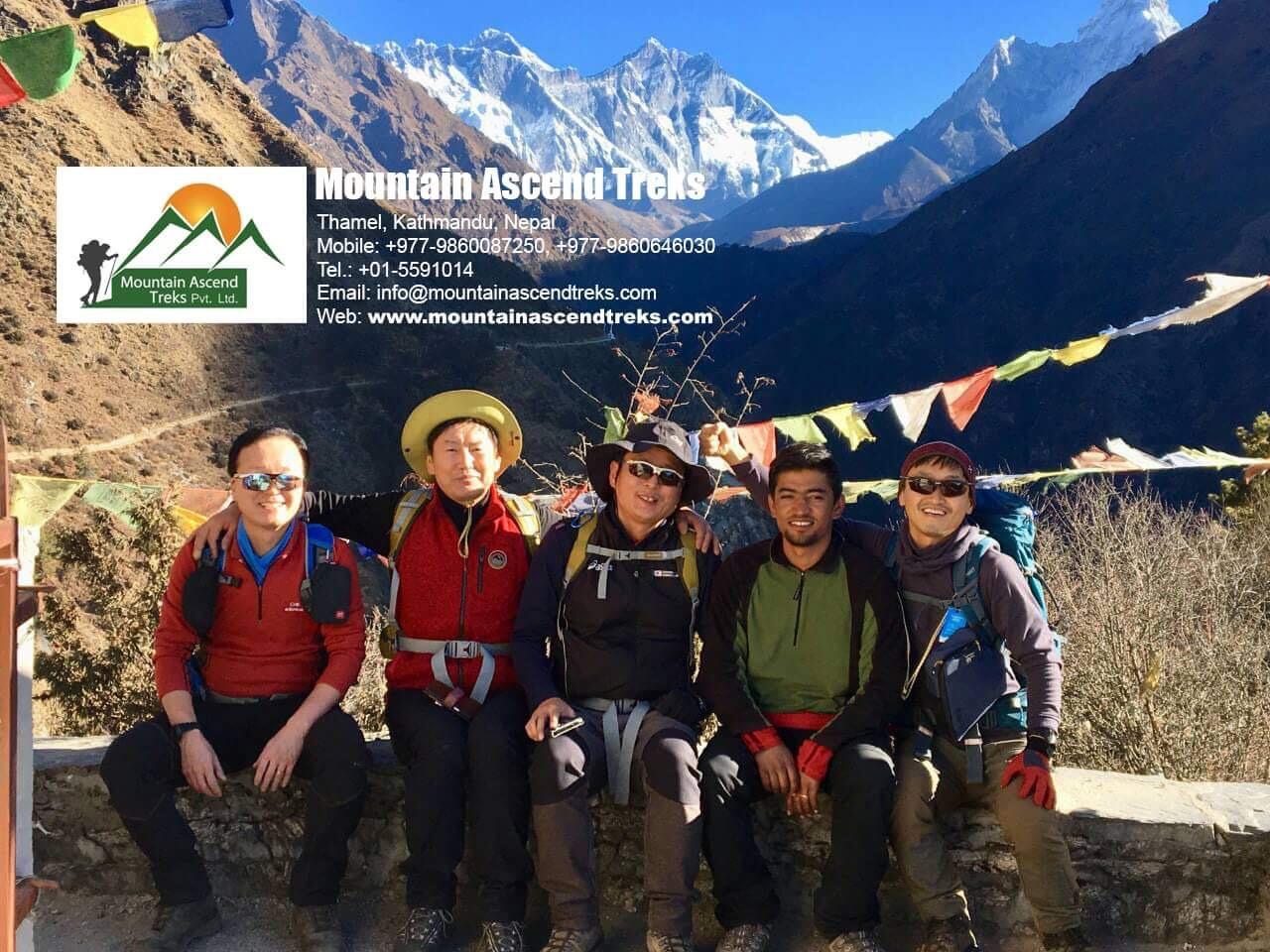 Walk to Everest Base Camp??
