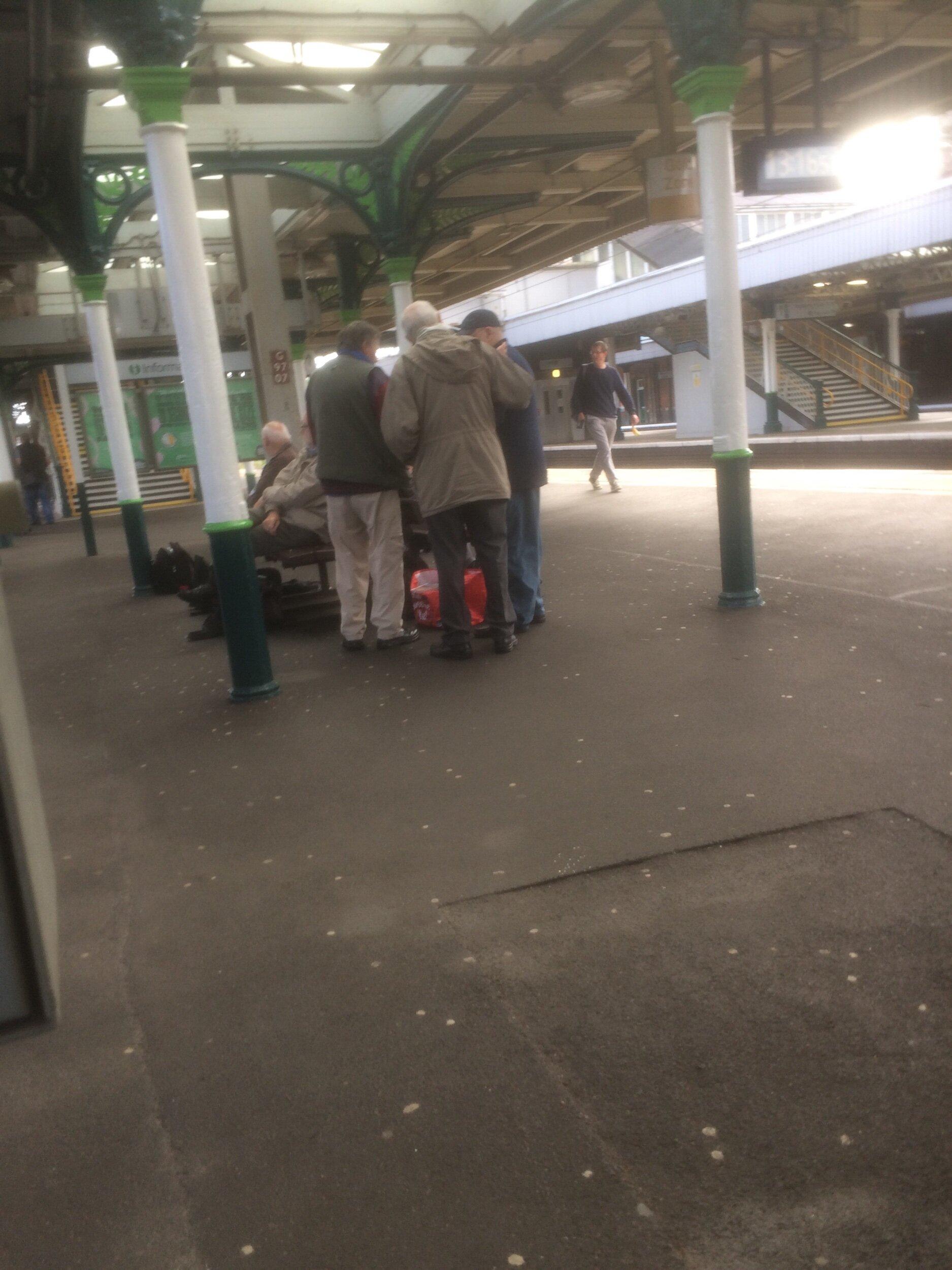 Bloody Train Spotters!!!!!