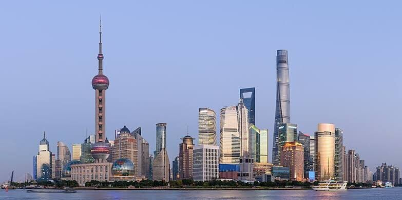 Shanghai…I saw none of this!