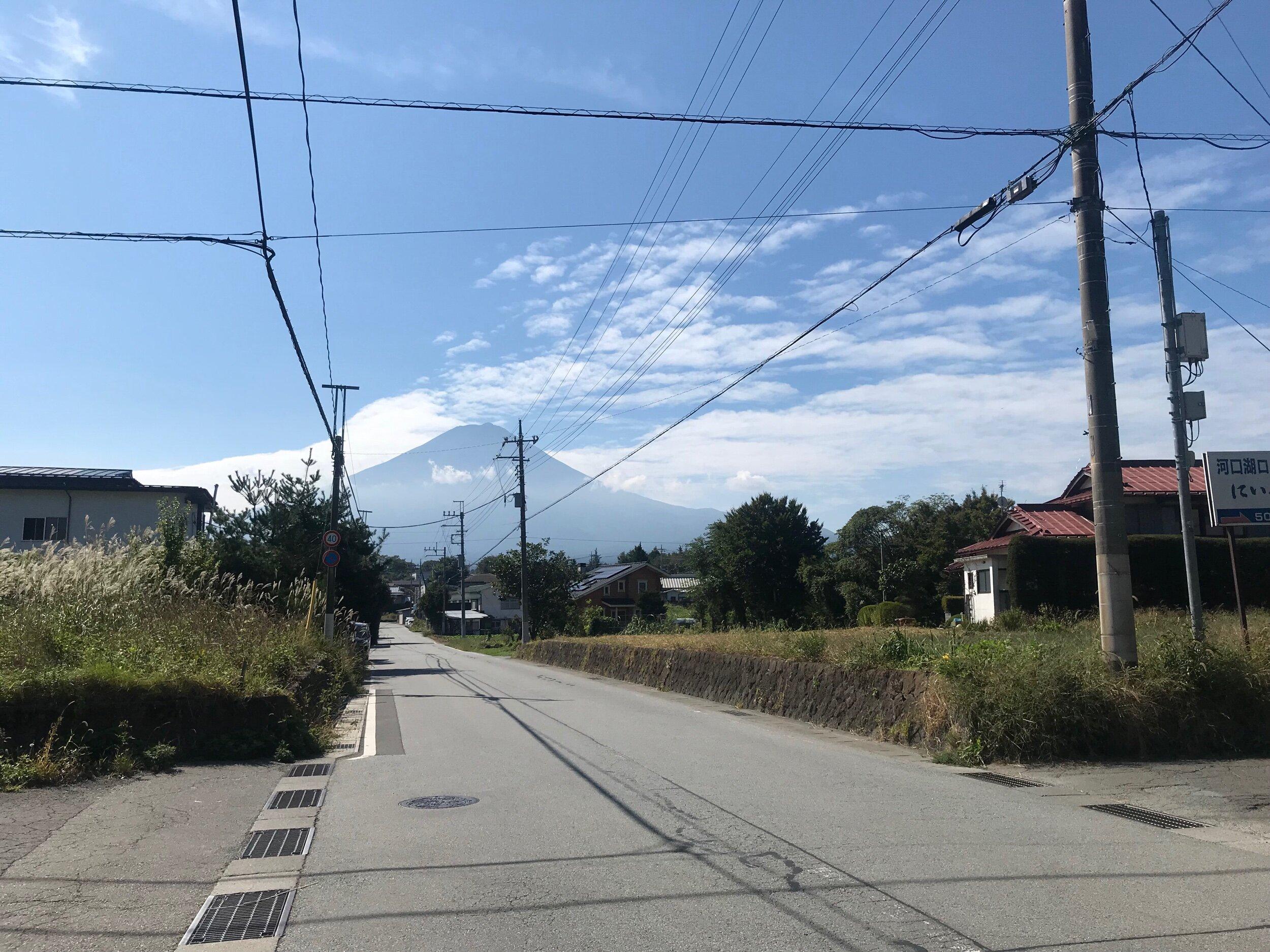The elusive 'Mount Fuji'