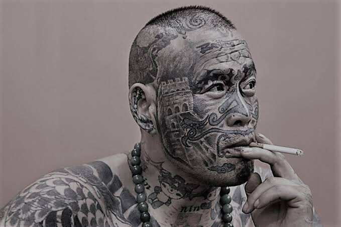 Personally I dont think my Tatoos were offensive?