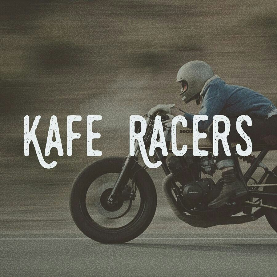 KafeRacers - KafeRacers is an online custom newspaper covering cafe racers and custom motorcycles. Our biggest brand under us currently, we reach 6 million a week and are growing 6,000 followers a week.