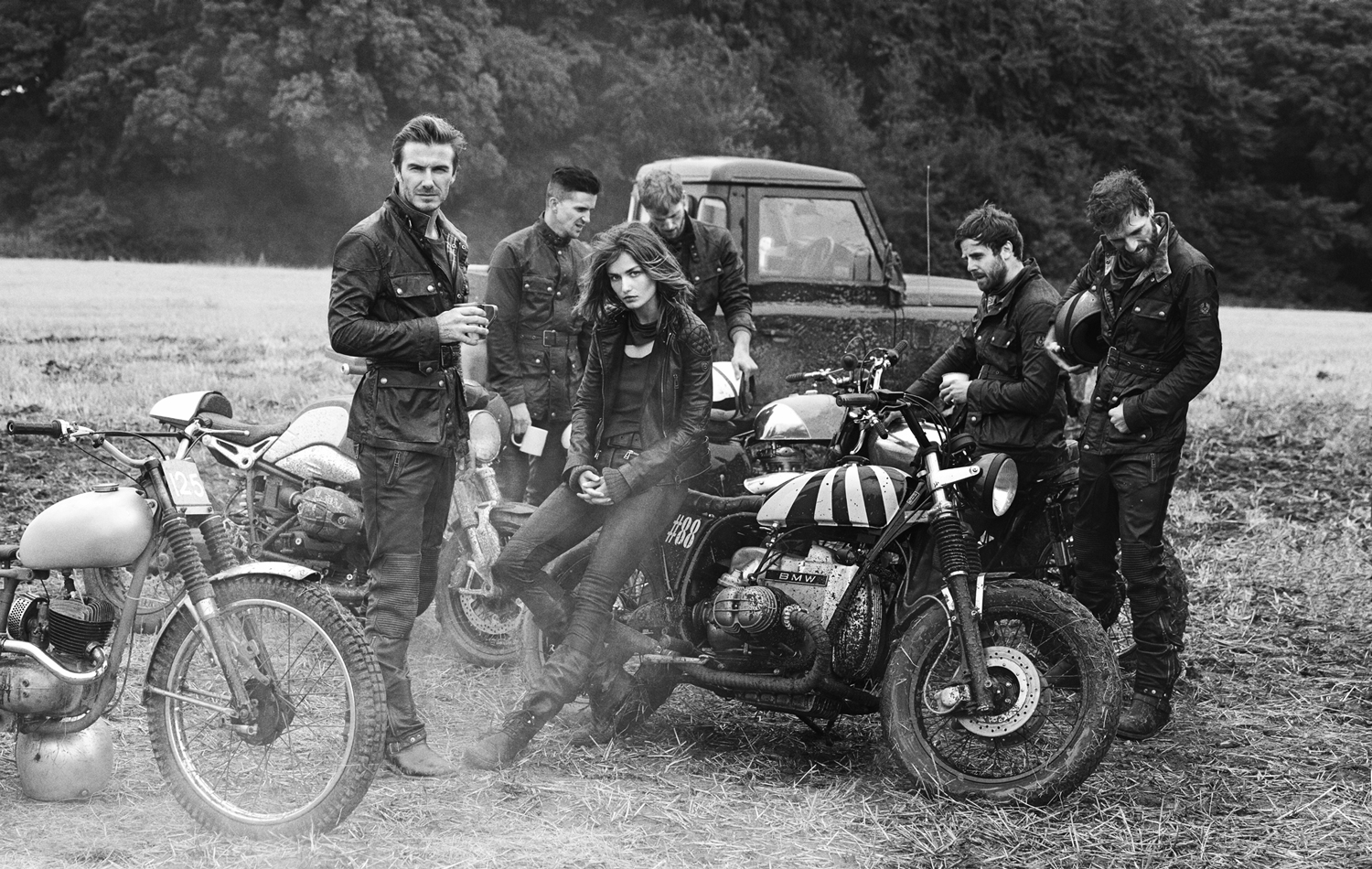 Belstaff - We where commissioned by Belstaff to create content for their marketing and social media channels. We had a load of fun shooting on country roads to in the city and was a fun project to work on!