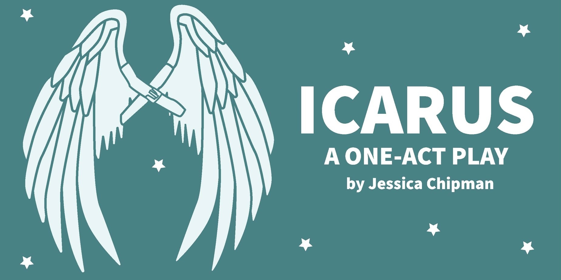 Icarus - Directed by Tyler CarlsonSeptember 27-29, 2018 @ 7:30pmMarshall Performing Arts Center - Dudley Experimental TheatreGeneral admission seating | $5The Greek story of Icarus follows the inventor Daedalus, who commits a crime in Athens and is banished to Crete to serve King Minos. This story will be told using a new method of theatre making involving movement of bodies and set pieces.