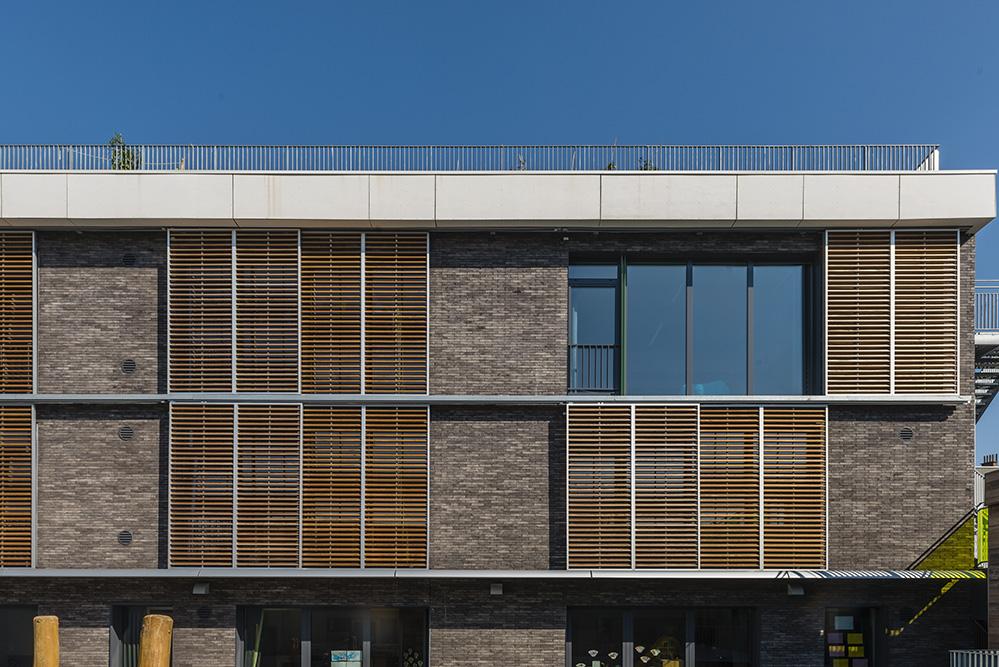 Basisschool Heilige Familie - gebouw 2 - Schaarbeek