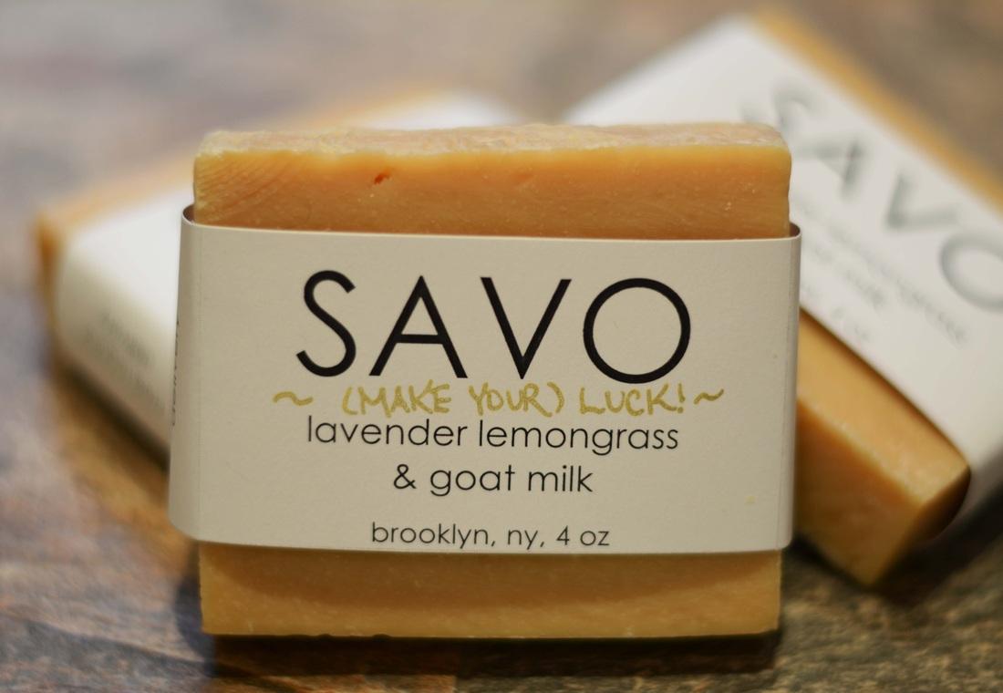 Photo courtesy of SAVO Soap