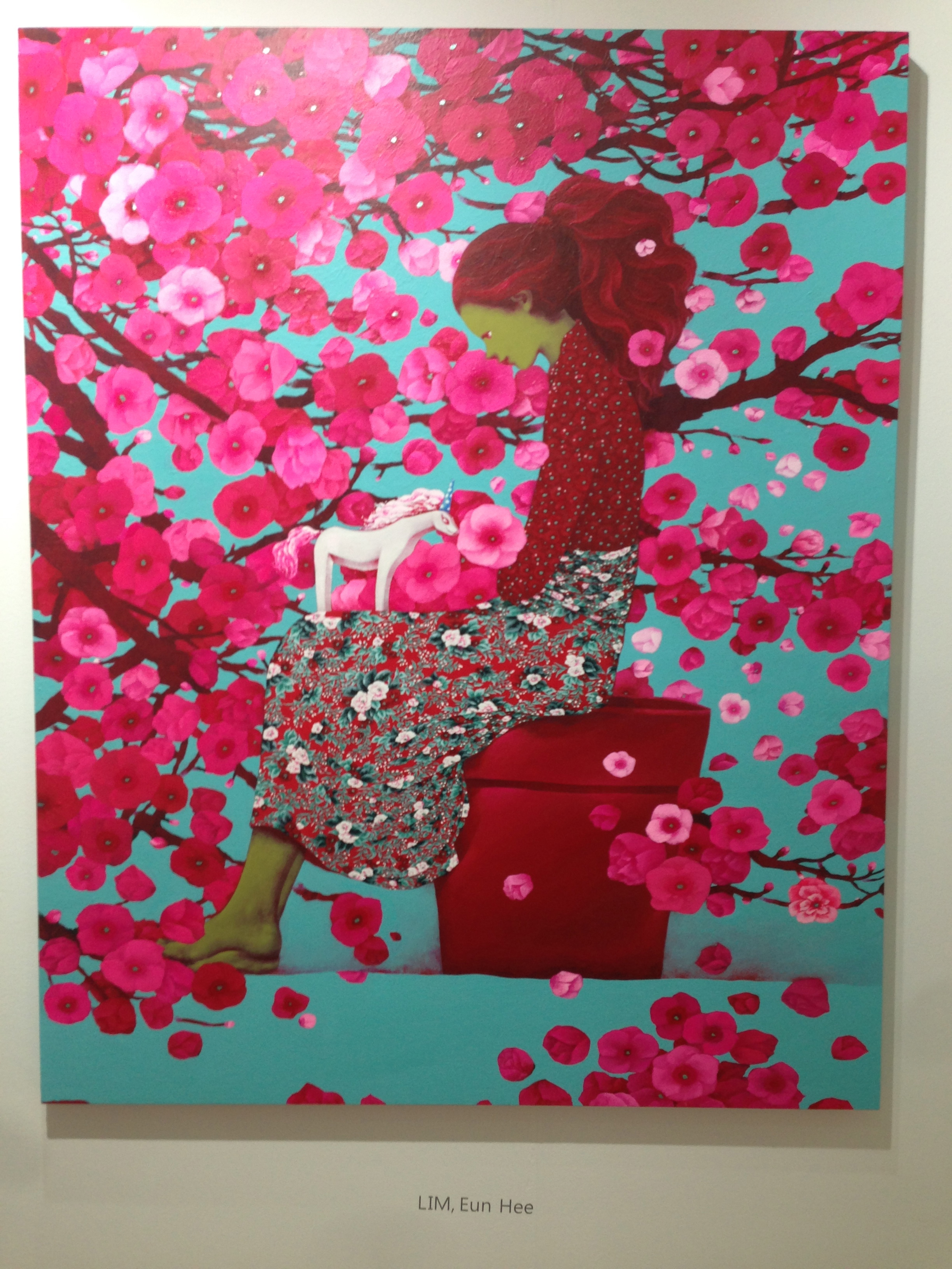 by Lim Eun Hee