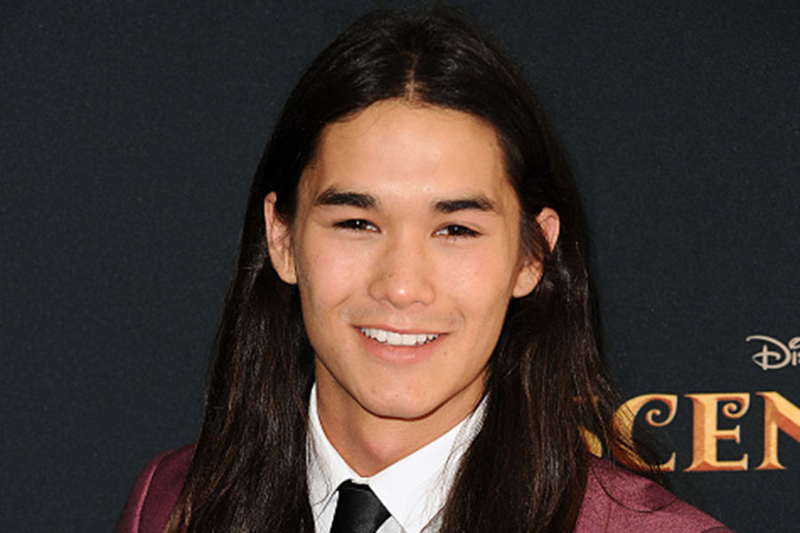 Booboo Stewart, 21 - Once a member of a family band with his sisters, Booboo Stewart is now best known for his role as Seth Clearwater in the Twilight movies and as the near invincible mutant Warpath in X-Men: Days of Future Past. Stewart has been immersed in show business since birth, growing up in Beverly Hills with his stunt coordinator father. Most recently, Stewart graces the big screen as Jay, the son of Jafar in Disney's newly released The Descendants, a modern retelling that features the children of heroes and villains alike. -J.C.Image courtesy of Getty Image
