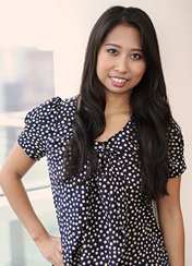 TIFFANY AYUDA - I met Stephanie Wu, our editor-in-chief and co-founder, at an event the summer after I graduated college. Steph and I connected really well and she told me about Mochi. Growing up, there wasn't a magazine or online publication that spoke to Asian American teens and their struggle to combine the two cultures. Mochi is that magazine, and I wanted to be a part of its mission. What I like most about Mochi is being part of a strong community of successful and ambitious young women who are making a difference. Our staff comes from various career backgrounds and interests, and coming together to share our ideas and put out a great issue every season is the most rewarding experience.