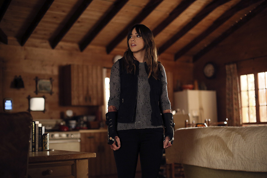 Chloe Bennet, 22 - Chloe Bennet, born Chloe Wang, stars on ABC's action-packed Agents of S.H.I.E.L.D., a role she nabbed after six auditions. The Chicago-born actress moved to China at 15 for a career in music. She debuted in Beijing with her single