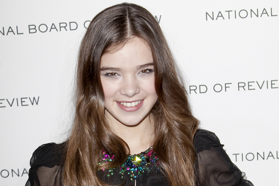 Hailee Steinfeld, 18 - Hailee Steinfeld made first caught our eye in 2010 when, as a 13-year-old, she was nominated for an Oscar, a SAG award, and a BAFTA for her role as Mattie Ross in True Grit. Since that pivotal role, Steinfeld has gone on to portray beloved characters including Juliet Capulet in Romeo and Julietand Petra Arkanian in the film adaptation of Ender's Game. Of Filipino, English, German, and Jewish descent, Steinfeld has quickly become one of the most influential actresses in young Hollywood. (Her Miu Miu campaign doesn't hurt, either!) This year, she joins the cast of Pitch Perfect 2and stars in action flick Barely Lethaland thriller Term Life. - S.H.Image Courtesy of Nathan Blaney
