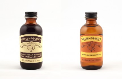 Nielsen-Massey Vanilla and Almond Extract Gift Set ($14.95) - Punch up the flavor of any dessert with Nielsen-Massey's gourmet extracts. Thy elevate cookies and cakes to the next level andmake any kitchen smell amazing.