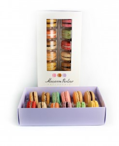 Macaron Palour Box of French Macarons (6 for $15, 12 for $28) - Macarons are always in style, and Macaron Parlour offers 23 sweet and savory options to choose from. A couple of the standout flavors include candied bacon with maple cream cheese, and Cheetos-infused versions of this classic French cookie.