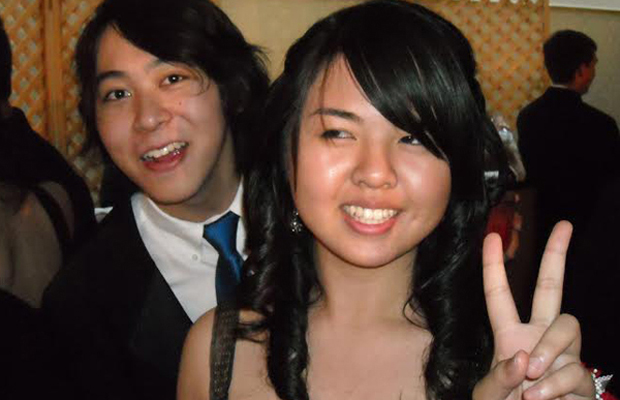Tiffany Hu, creative director - Skip the drama. It's more fun to go to prom with a friend! I went to senior prom with one of my close guy friends—and, unlike many of my peers, can still look back at the experience with fond memories.