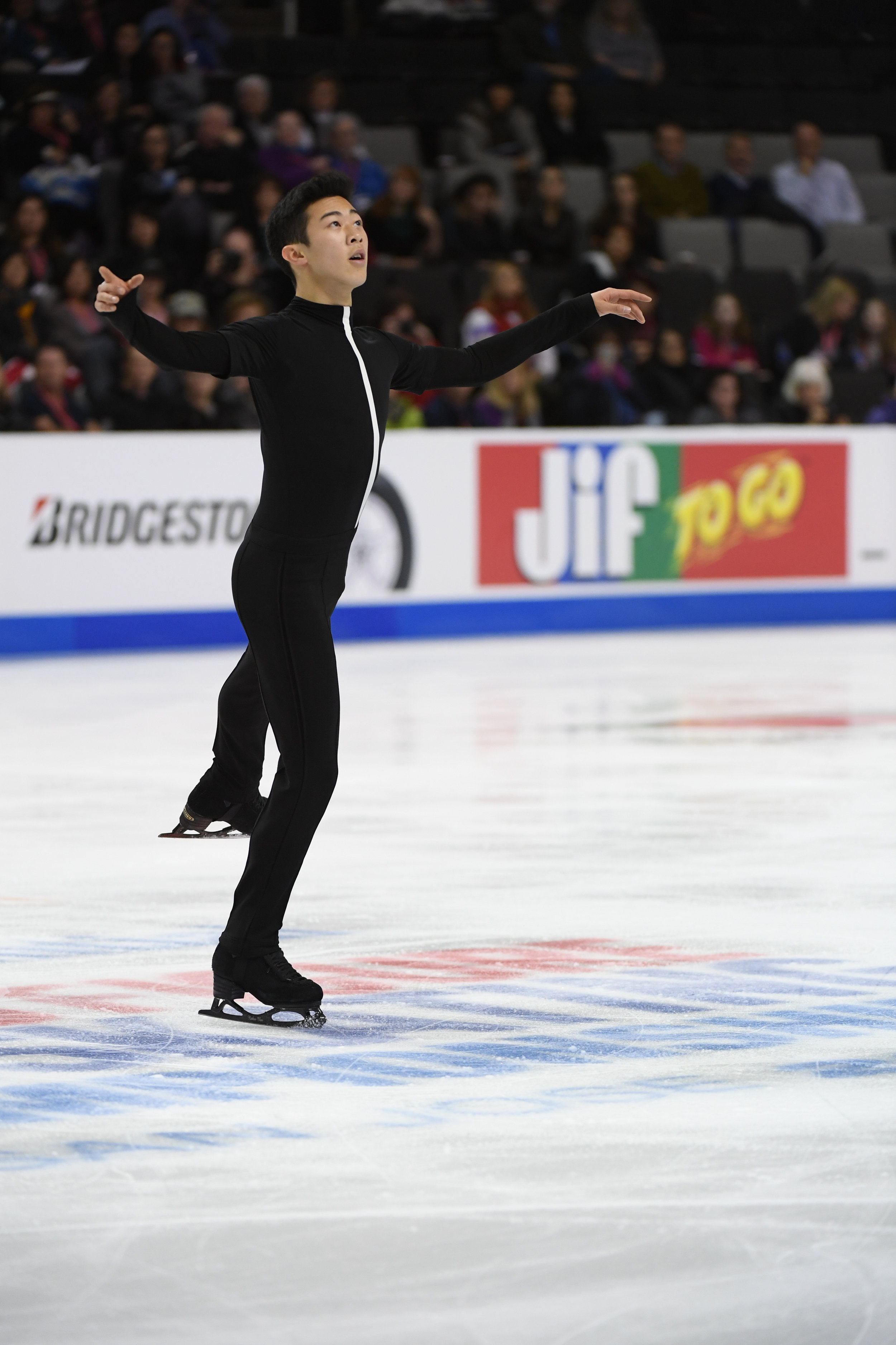 """Nathan Chen, 19 - Nathan Chen, a 19-year-old from Salt Lake City, has excelled at athleticism and artistry from a young age. As a 10-year-old at the U.S. Nationals skating to """"Peter and the Wolf,"""" he predicted that he would be competing in the 2018 Olympics, when he would be old enough to qualify for the competition. His dream came true: clad in a Vera Wang costume, he presented mature programs to defend his U.S. National Title and make the Winter Olympic team. Finishing just off the podium in fifth place in Pyeongchang, South Korea, he gave a historic performance with six quadruple jumps, a record in Olympic competition. — M.Y.Image Credit: Jay Adeff/U.S. Figure Skating"""