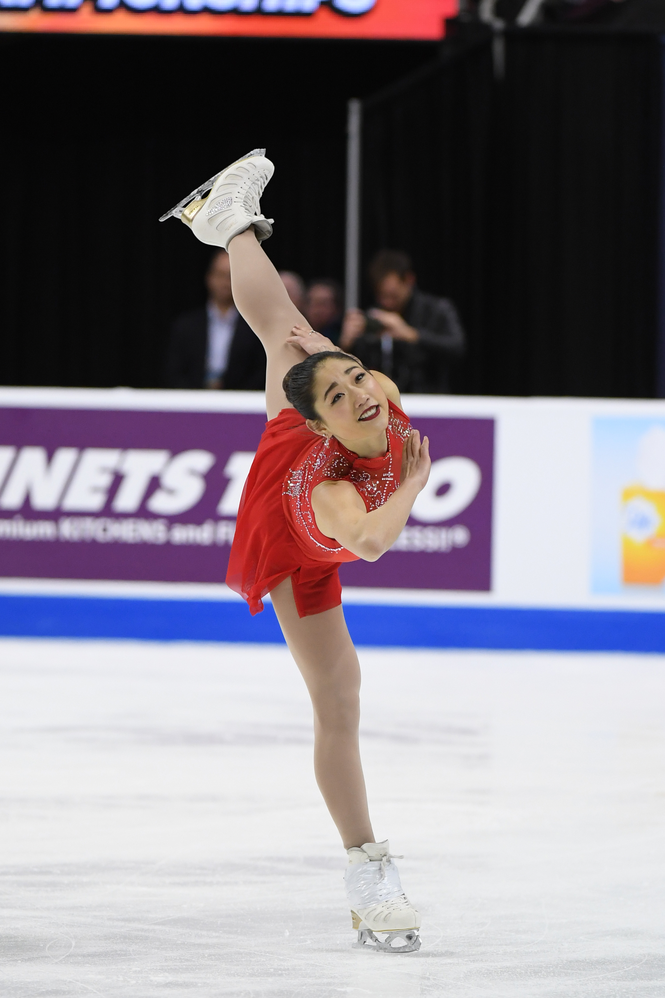 """Mirai Nagasu, 25 - Just seconds into her ladies long program routine, figure skater Mirai Nagasu became the first American woman to land the triple axel in Olympic competition, and helped the U.S. clinch the bronze in the 2018 Winter Olympics team skate event.Nagasu has accomplished a slew of impressive feats since a young age: she won gold at the U.S. Figure Skating Championships at age 14 and a few years later placed fourth at the 2010 Vancouver Olympics. The 2018 Olympics in Pyeongchang, South Korea, were a sort-of redemption for Nagasu, as she had to vigorously train and earn her spot after being left off the 2014 Winter Olympics roster in Sochi.""""It's not easy to go out there and perform by myself and be put in the spotlight, but it's something I love,"""" Nagasu says. Reflecting on wisdom she has gained, Mirai presents sound advice: """"To my younger self, I would say, """"Don't give up. Keep believing."""" — M.Y.Image Credit:Jay Adeff/U.S. Figure Skating"""