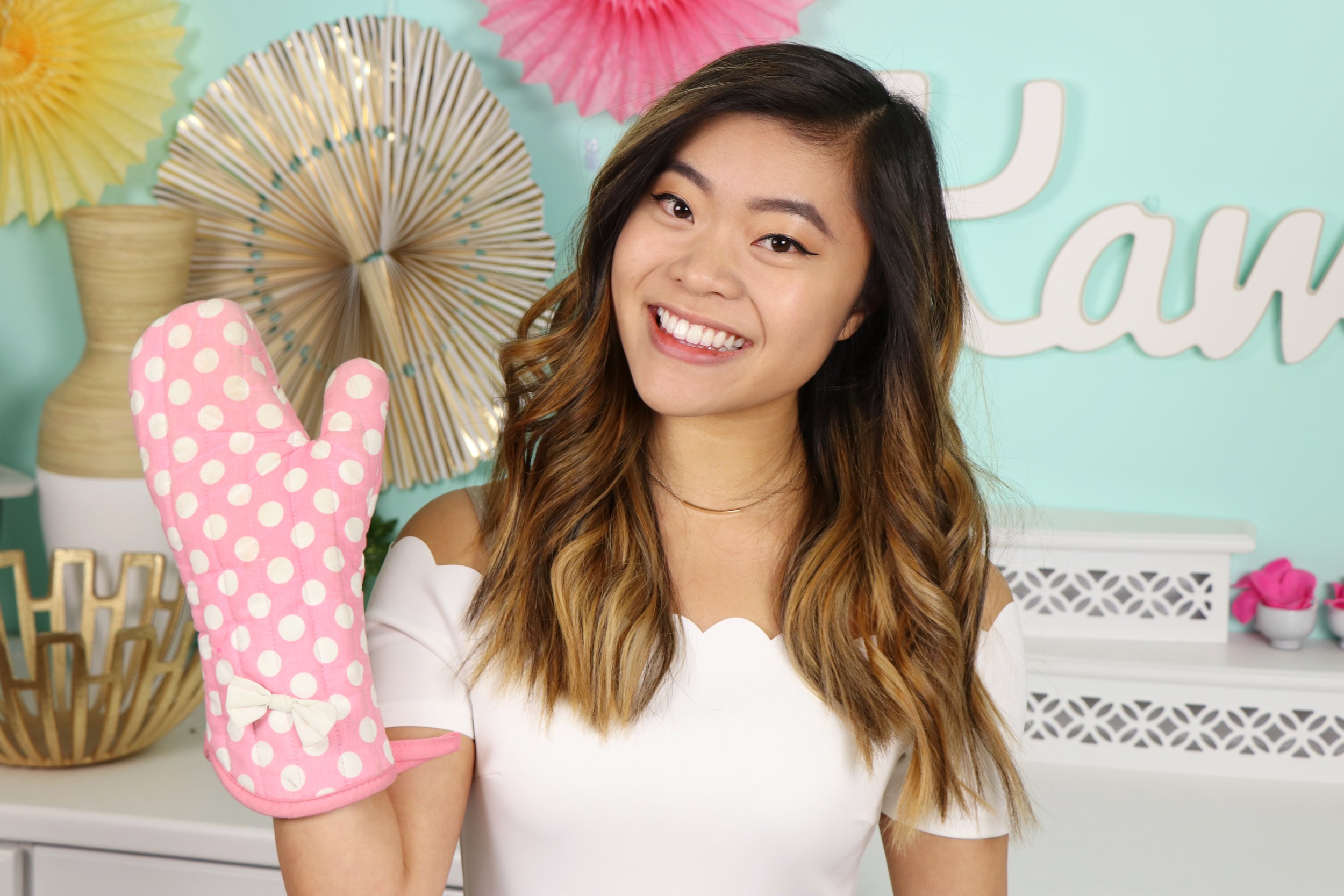 """Rachel Fong, 19 - Rachel Fong bakes all things kawaii (Japanese for """"cute"""") for her one million plus YouTube subscribers. """"I've got a massive sweet tooth and mom likes to bake, so getting in the kitchen was almost inevitable for me,"""" she tells Mochi. Known for her creative baking techniques and quirky designs, like her Totoro tarts and Japanese-style bear pancakes, she was drawn to the kawaii aesthetic after a trip to San Francisco's Japantown when she was 14. In addition to baking, Fong also serves as the first ambassador for #BakeAChange, a nonprofit that funds scholarships for girls in low-income countries who will be the first in their families to graduate high school. — C.N.Image Courtesy of Rachel Fong"""