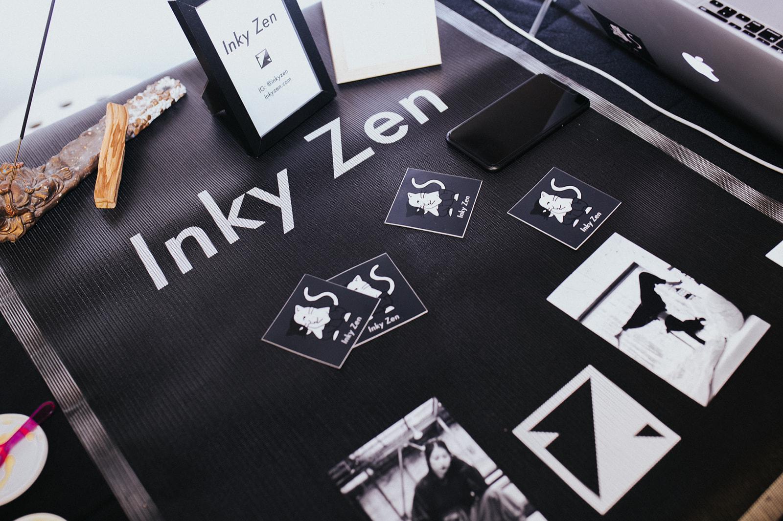 Inky Zen