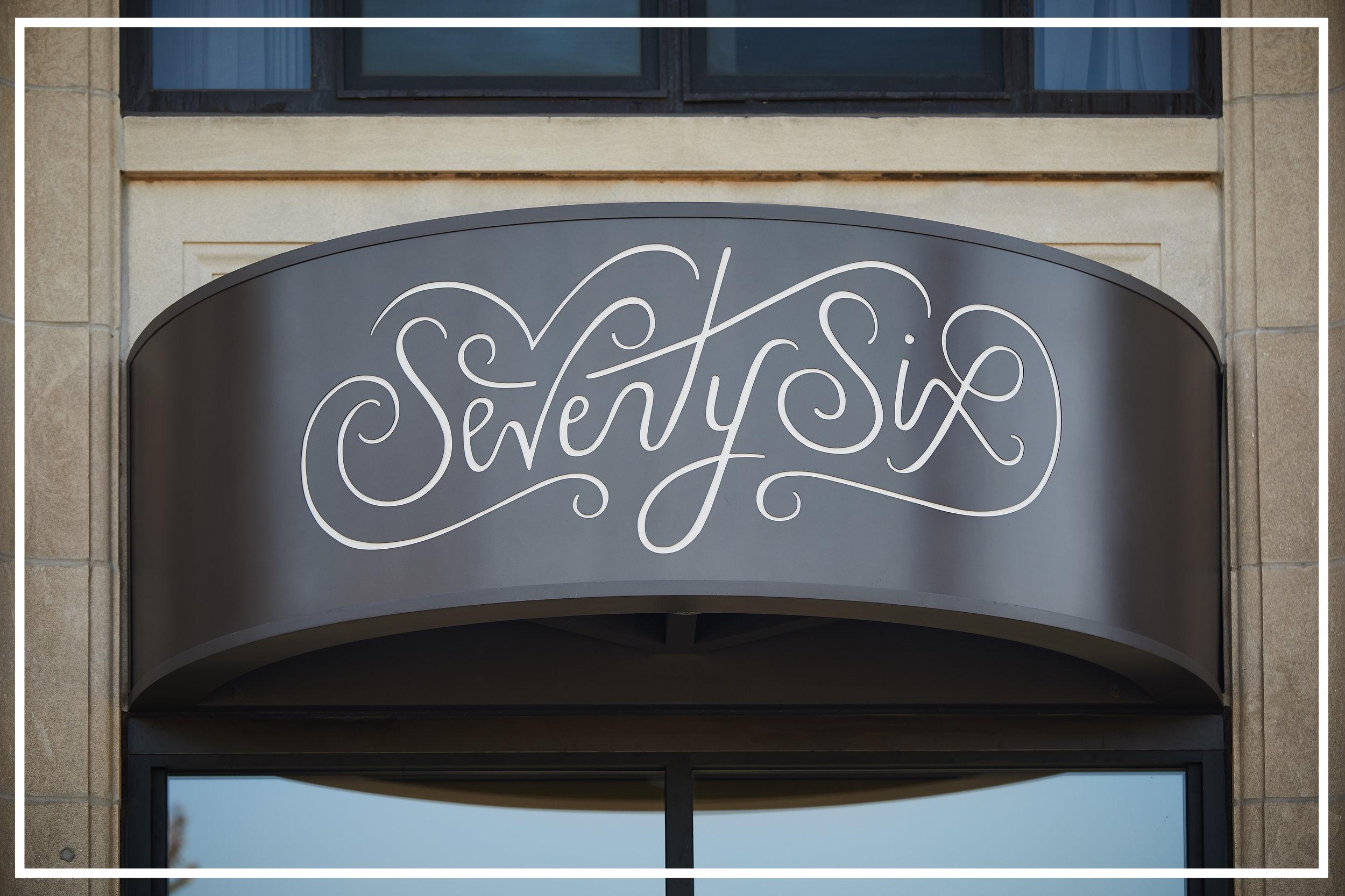 seventy-six welcome