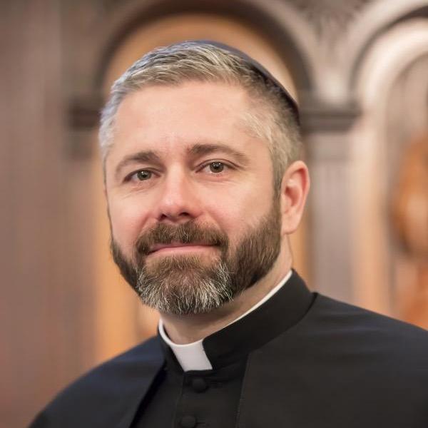 Father Rick Robÿn, 12th Rector