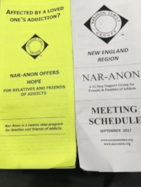 Nar-Anon is a private organization that offers help for family members affected by the destruction of addiction