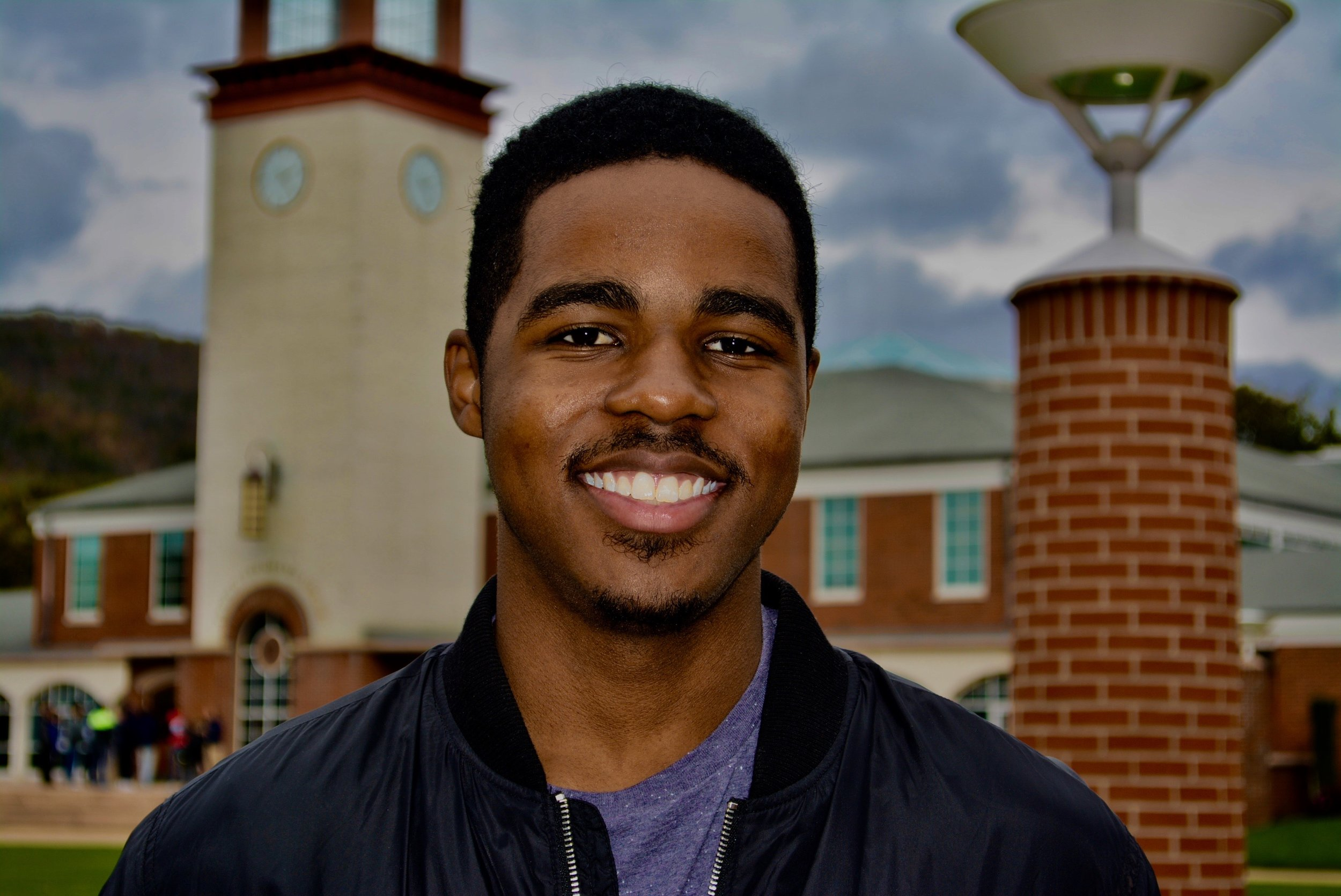 Warren Webb,Jamaica,20,Computer information systems - I don't think I had an idea before coming here. I've always been surrounded by majority black people so I always thought that was a thing everywhere else. I thought there would have been an equal population and an equal distribution of population. At Quinnipiac, I would say my idea of diversity doesn't really encompass race and stuff like that. It goes more towards different people who think differently. I feel like a lot of the students at QU have this one mindset, most of them not all, that if it doesn't affect me then it doesn't matter.