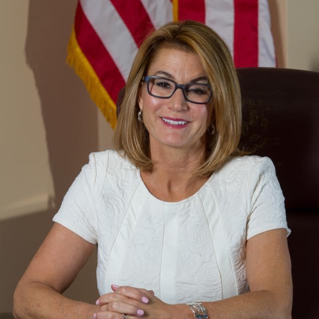Connecticut State Representative Themis Klarides.