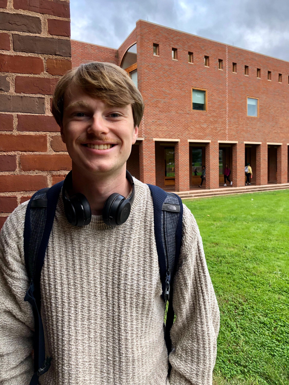University of Hartford junior, Ryan Martin