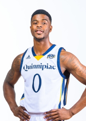 Perspective: - Quinnipiac's Aaron Robinson offers his personal thoughts as a Bobcat athlete.