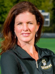 Becca Main is the head coach for the Field Hockey team at Quinnipiac. She was a two time All-American at Penn State.
