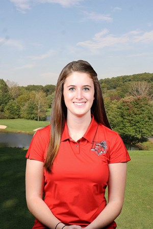Mary Alice Limperopulous played on the Women's golf team at Fairfield University for four years. She was a two year captain.