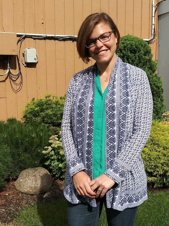 Councilwoman Lauren Garrett