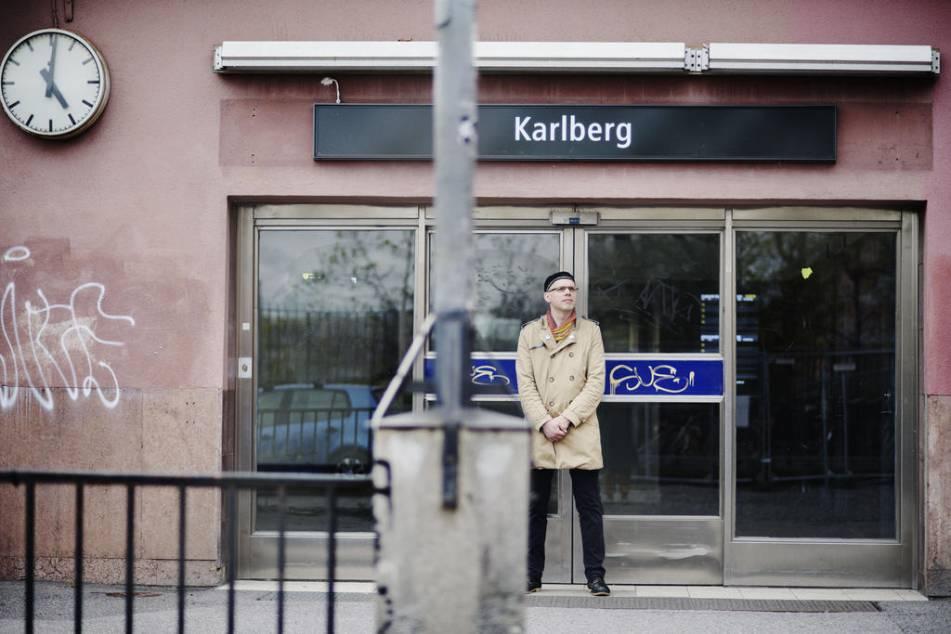 Per Vrethem, Vice partiordförande. Foto: Maja Brand för StockholmDirekt