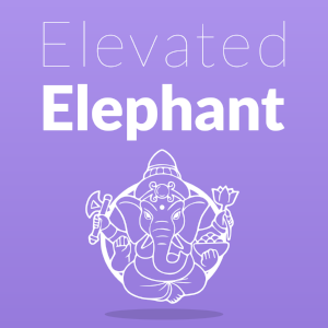 I also want to recommend a great podcast for your ears. Rachel Perry- Elevated Elephant . Listen to her interview with Adam Hocke. If you're searching for more honesty in the yoga industry I highly recommend this one.