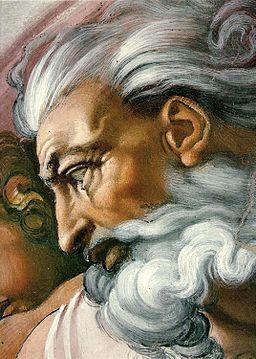 Michelangelo [Public domain], via Wikimedia Commons