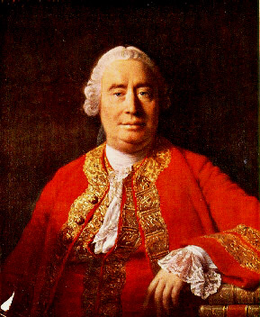 David Hume   copied from The Freed Thinker Podcast article - Tyler Vela