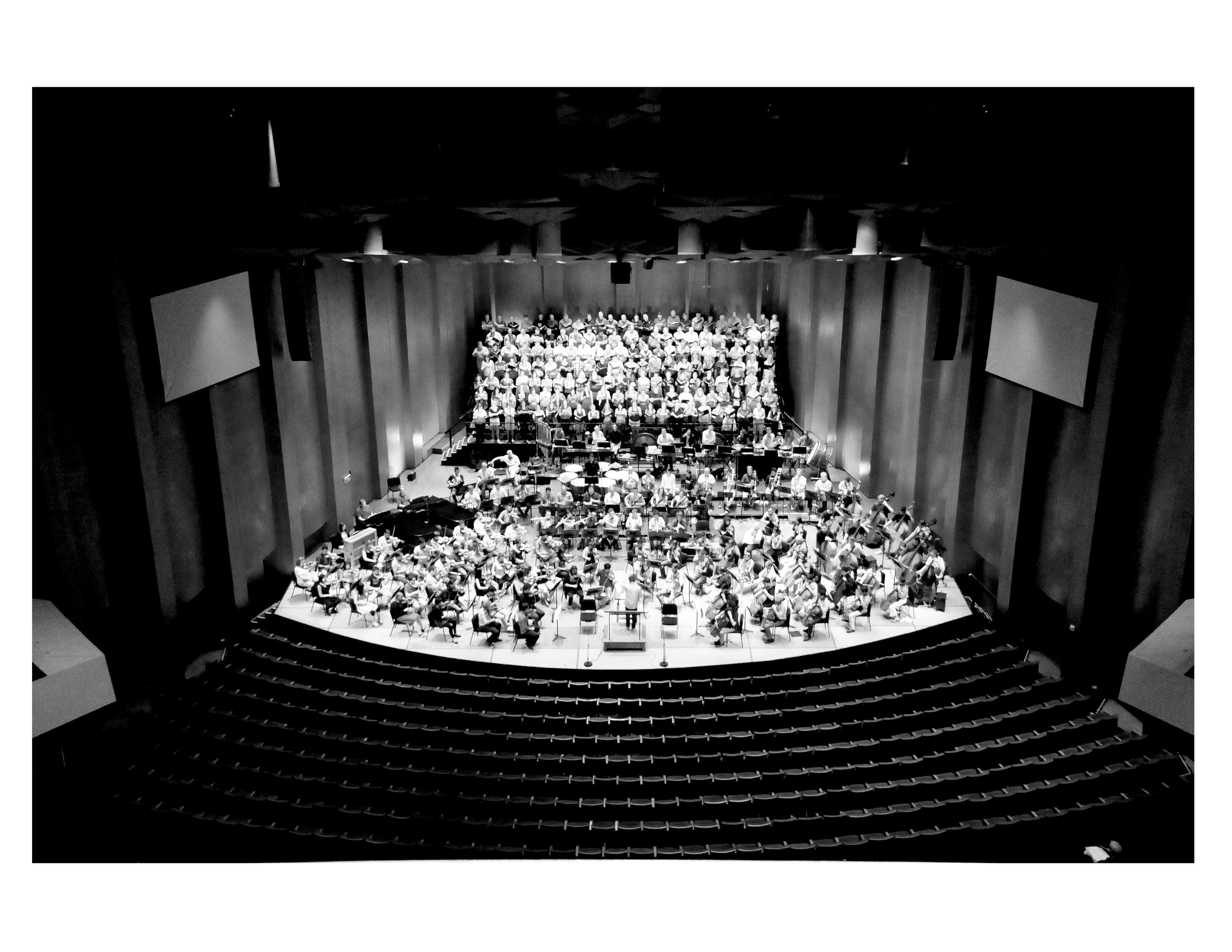 Jones Hall - Houston Symphony