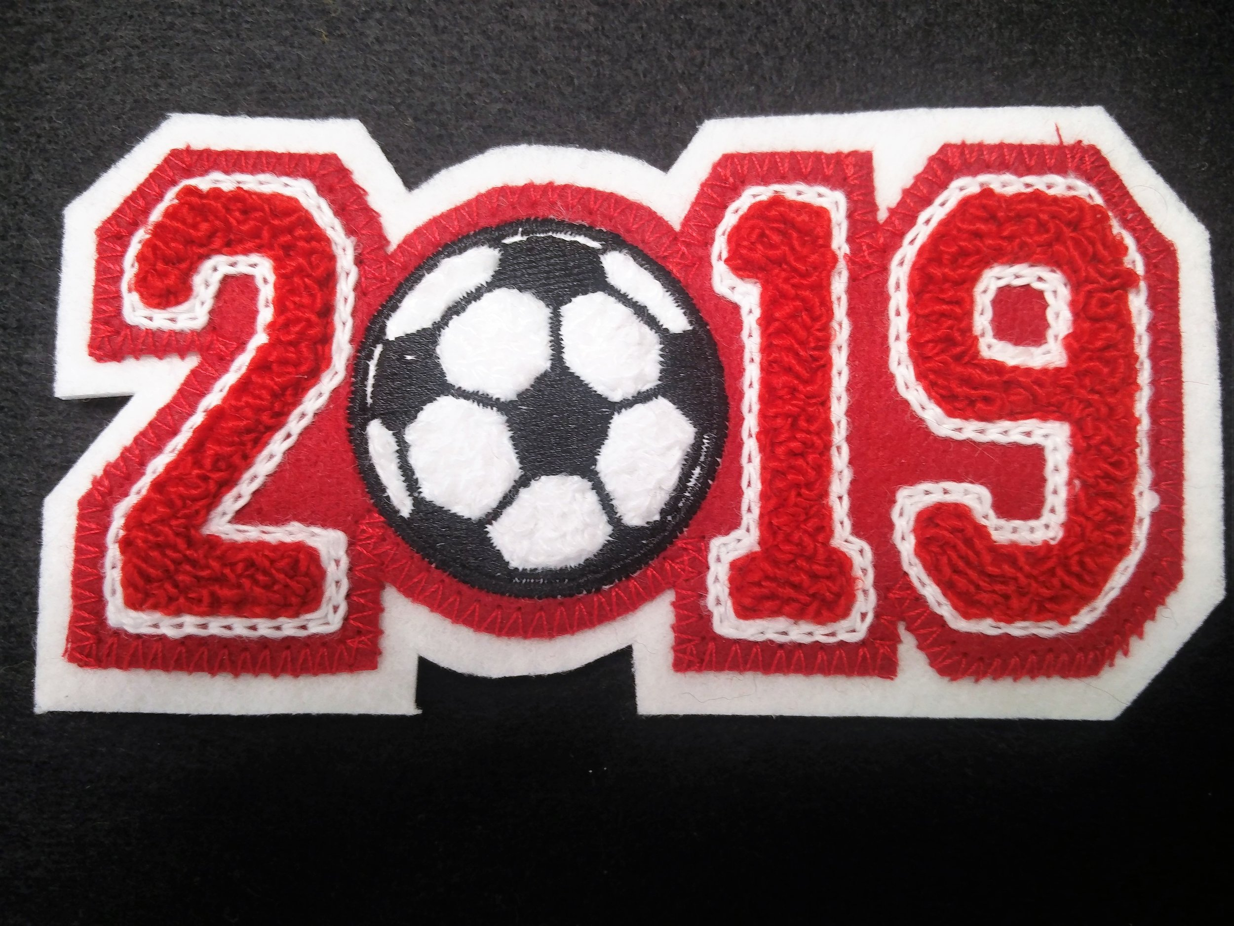 Year of Graduation - The year can be customized with graphics from the program of your choosing.