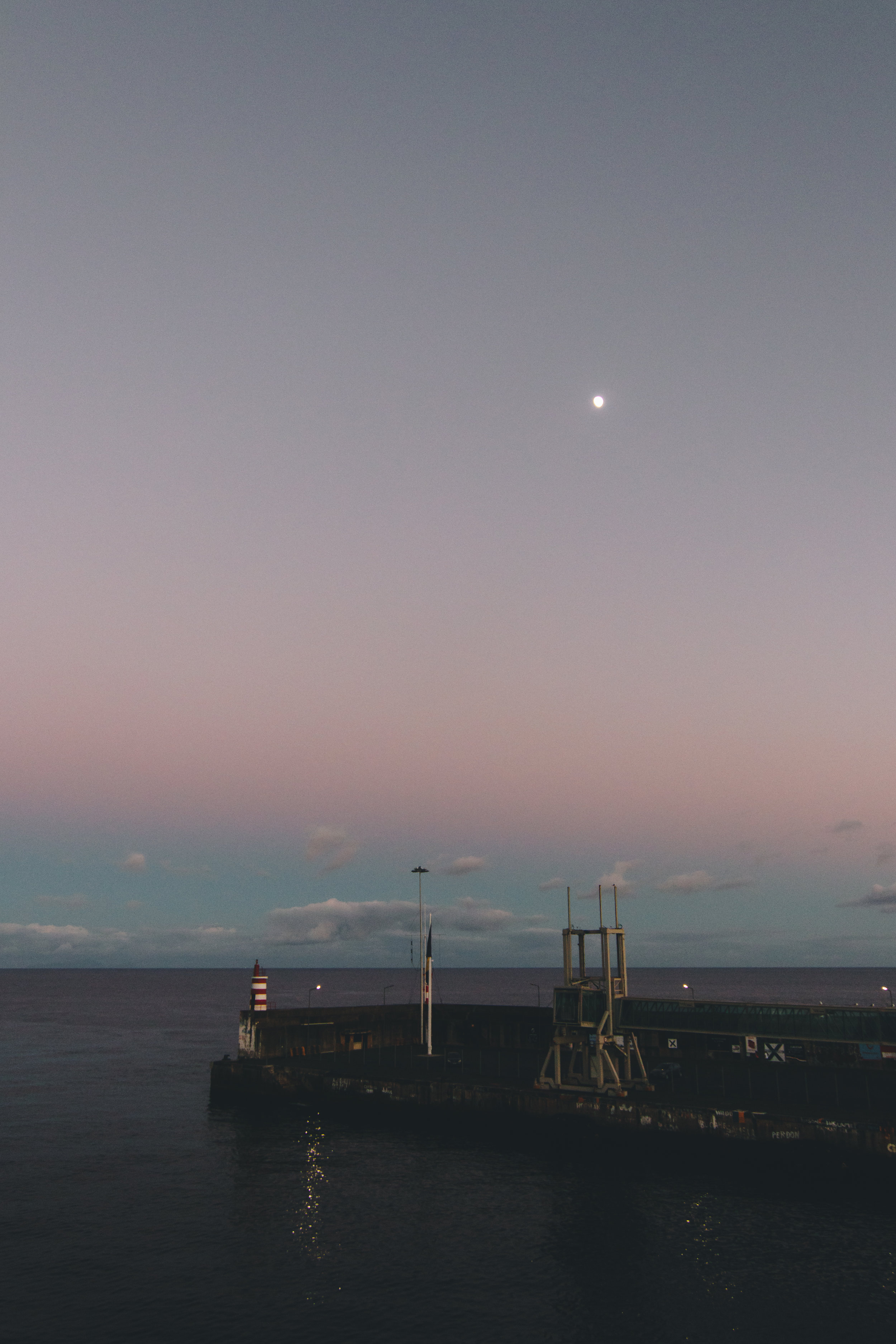Twilight in Funchal