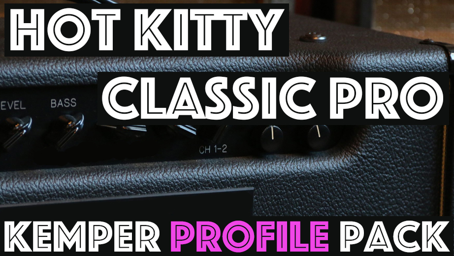 Hot Kitty Classic Pro Profile Pack! - The Hot Kitty Classic Pro Kemper Profile Pack captures two different boutique circuits, the Hot Kitty 30 and the Bad Kitty Classic Pro. The Hot Kitty 30 profiles capture familiar 2 channel EL84 boutique type circuit but the Hot Kitty 30…
